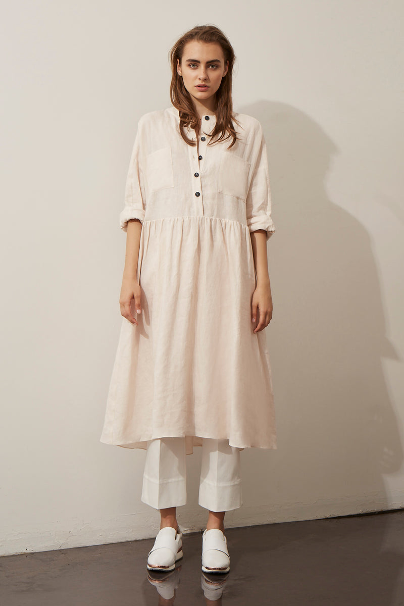 Amour Shirt Dress