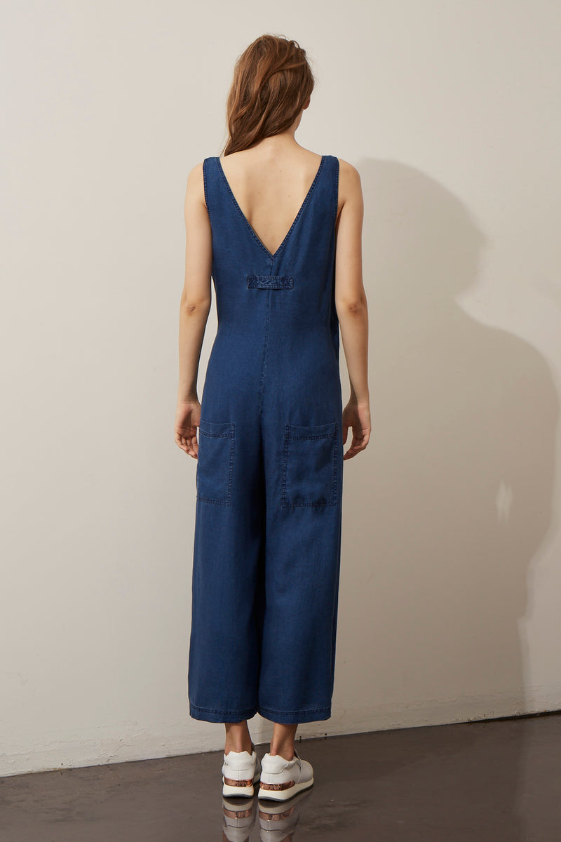 Foundry Wrap Jumpsuit