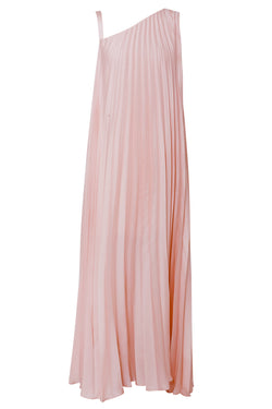 Depth Pleat Gown