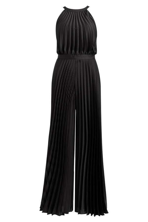 Depth Pleat Jumpsuit