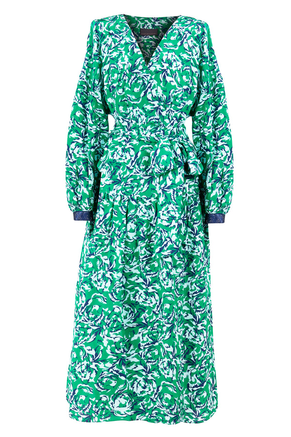 Regenerate Wrap Dress