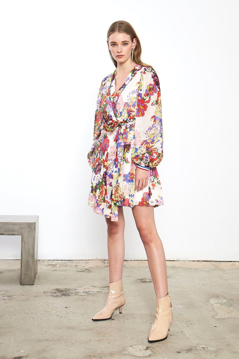 Arcadian Wrap Dress