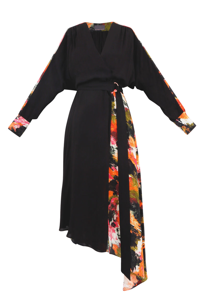 Elysian Wrap Dress