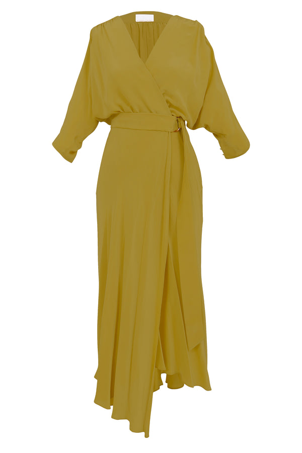 Whisper Wrap Dress