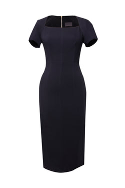 Amplitude Dress with Sleeve