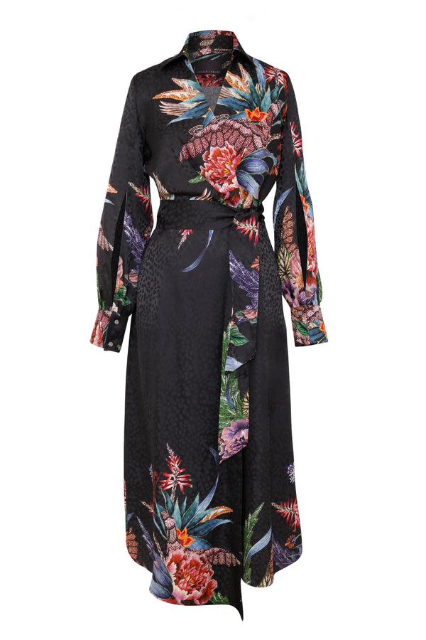 Nirvana Wrap Dress