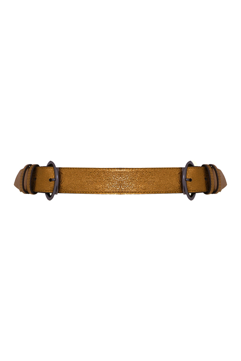 Astrid Double Buckle Belt
