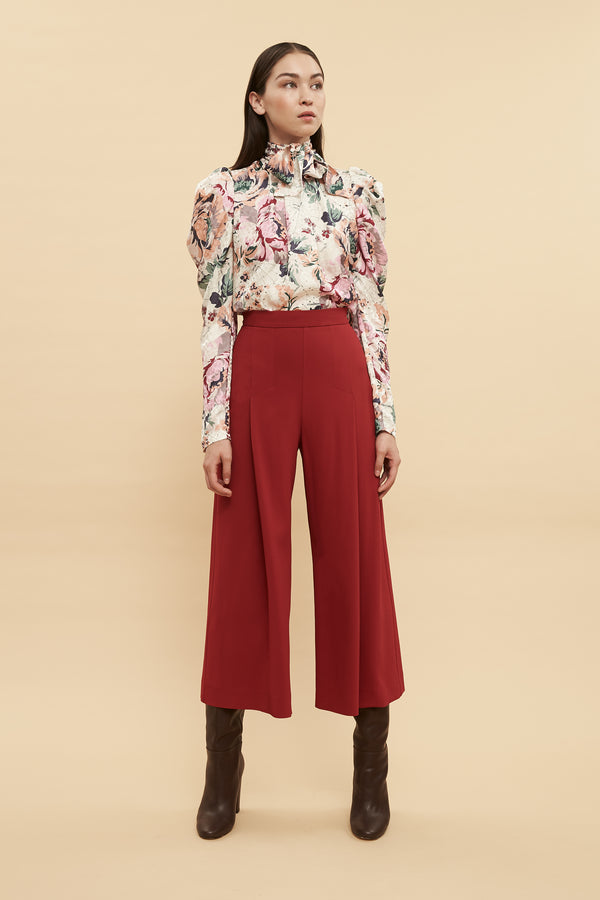 Floral Charts Blouse