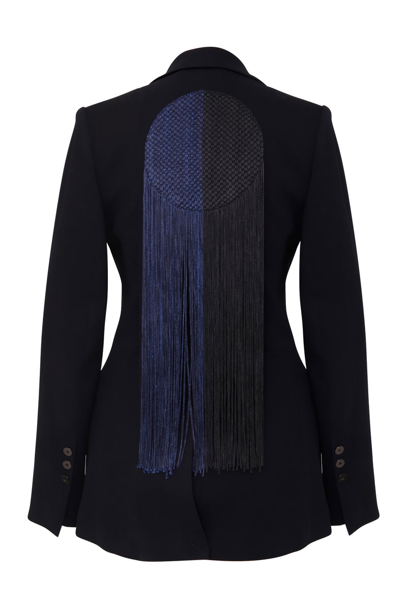 Eclipse Tassel Back Jacket