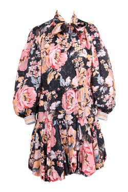 Floral Charts Dress