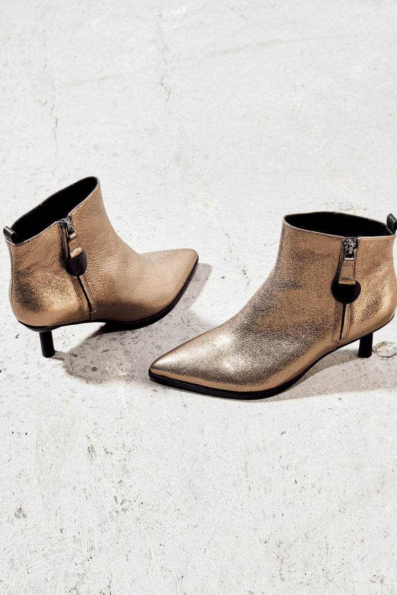 Stellar ankle boot