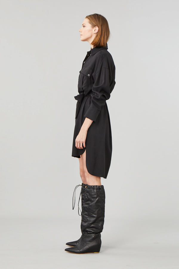 Cruiser Shirt Dress