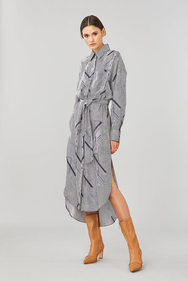 Playbook Shirt Dress