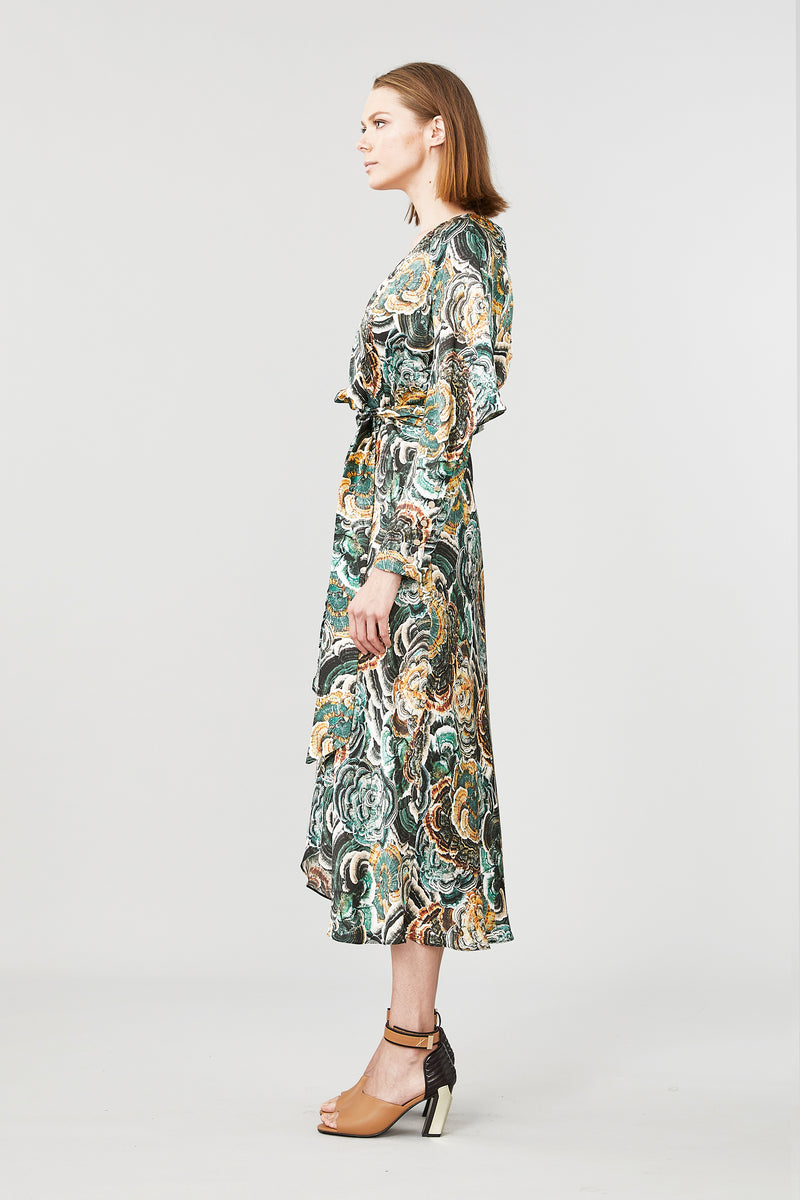 Underworld Wrap Dress