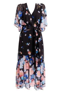 Optimist Wrap Dress