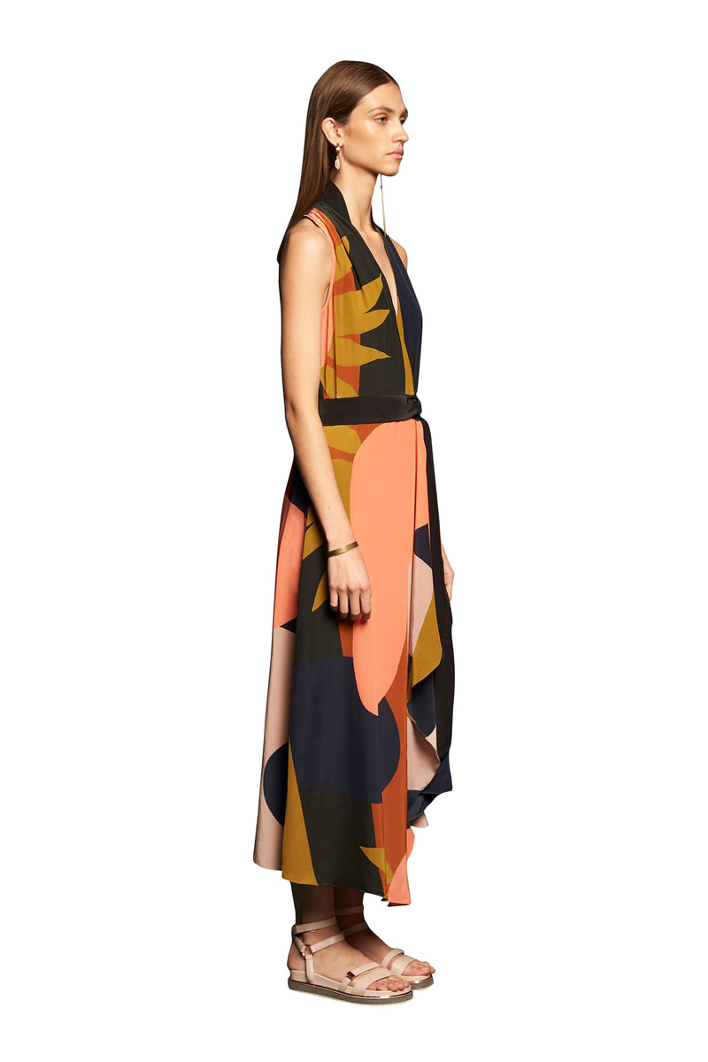 Solstice Wrap Dress