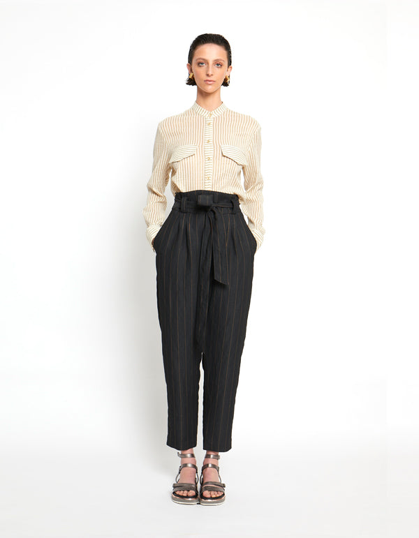 Gilded Collection | Chateau blouse +Admiral pant