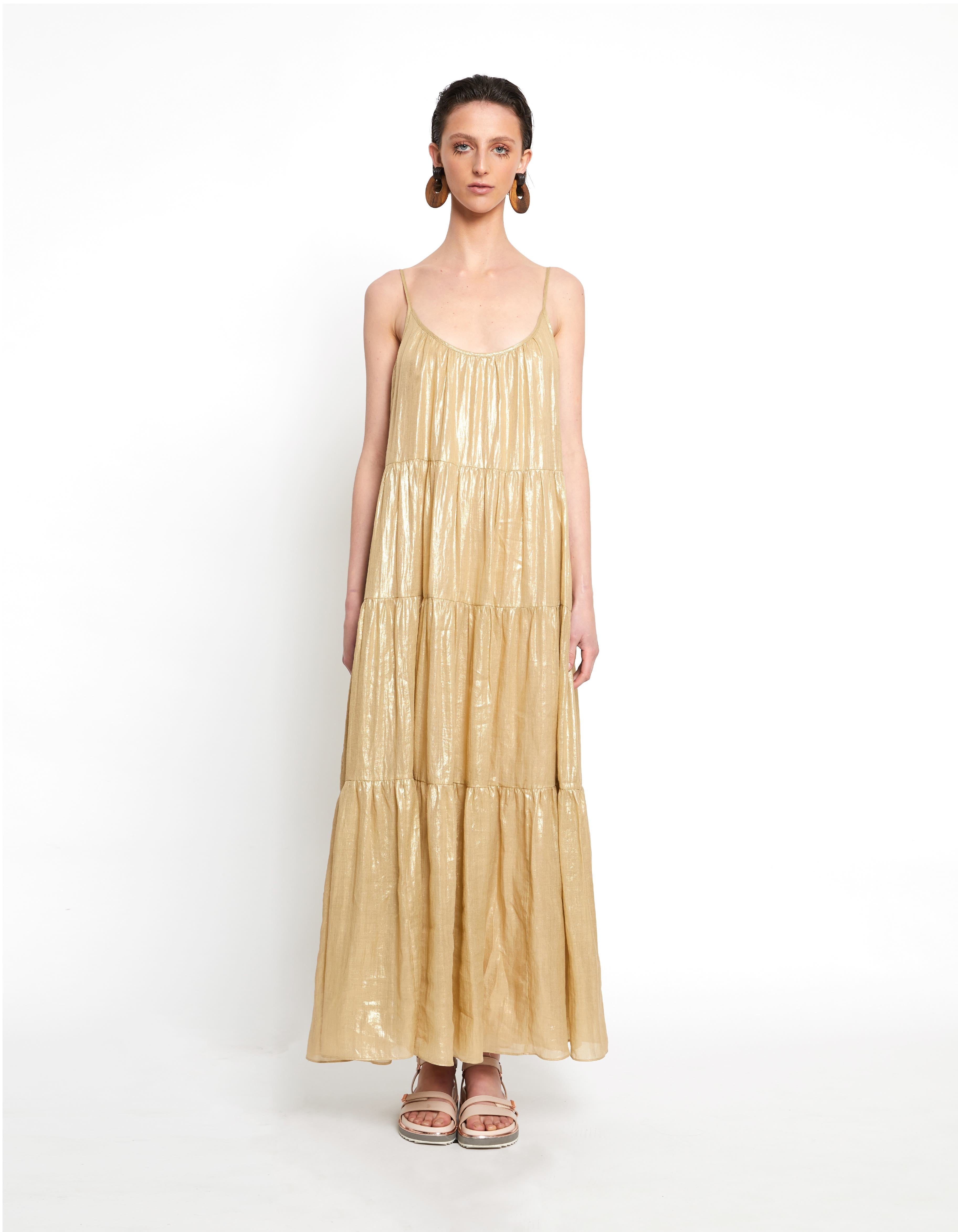 Gilded Collection | Glorious maxi dress