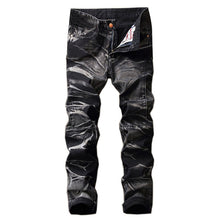 Load image into Gallery viewer, 2019 New Full Length Men Fashion Street Style Retro Denim Jeans