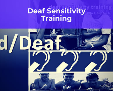 Learn Online Deaf Sensitivity Training for Free