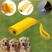Ultrasonic Dog Repeller Sound Bark Device