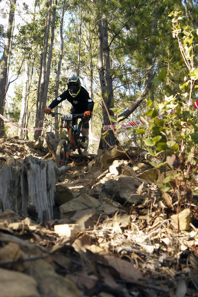 MTBA National Downhill Championships coverage.
