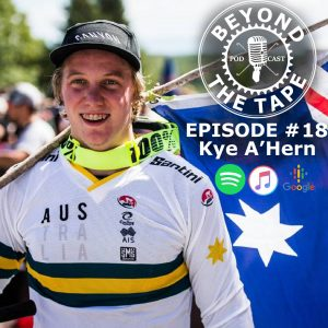 Episode 18: Talking world champs, family racing, and injury with Kye A'Hern