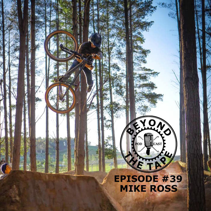 Episode 39: Chatting about freeride, transitioning to MTB and everything in between with Mike Ross
