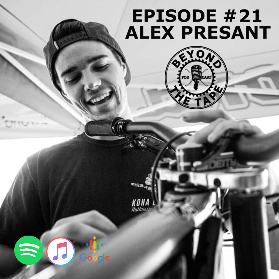 Episode 21: Talking about wrenching and achieving big goals with Alex Presant