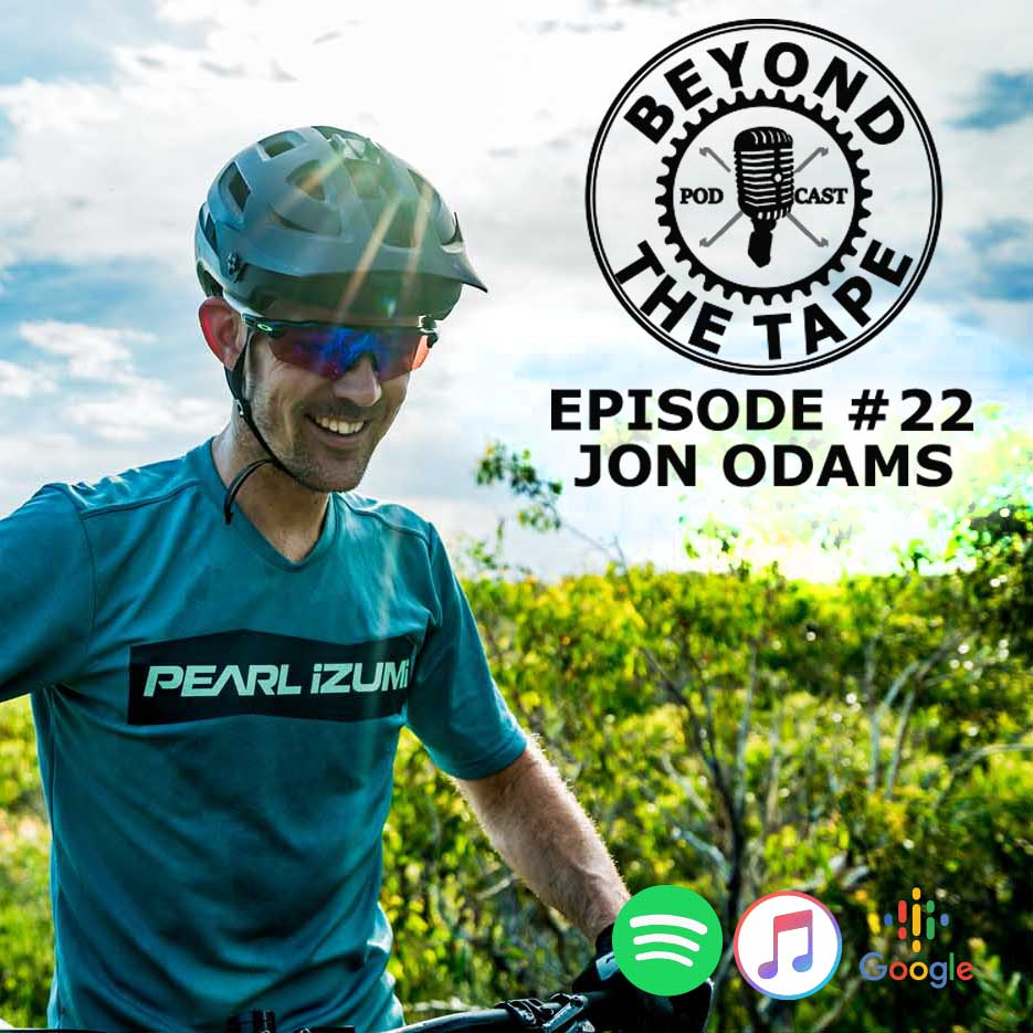 Episode 22: Chatting about Training, Bike Setup and Changing styles with Jon Odams