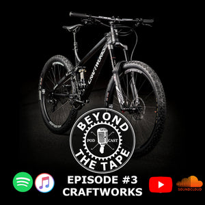 Episode 3: Talking about making groundbreaking bikes in Adelaide with Crafworks