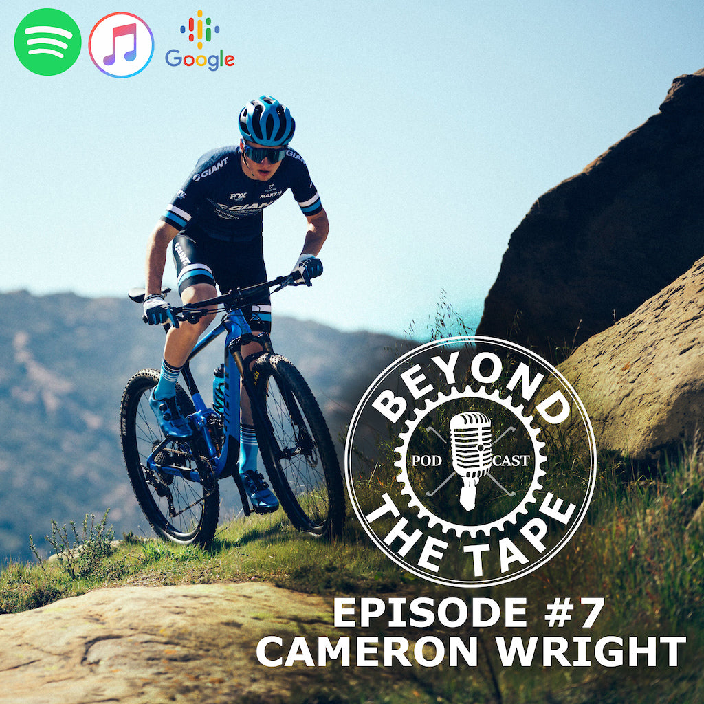 Episode 7: Talking about becoming a world champion XC racer with Cameron Wright