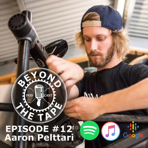 Episode 12: Talking bike tech, winning races, and what it's like on the circuit Aaron Pelttari-