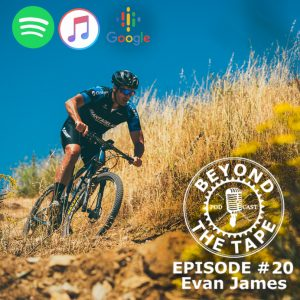 Episode 20: Chatting about Training, Racing, and mixing music with Evan James