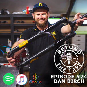 Episode 24 : Talking acute career changes with Dan Birch