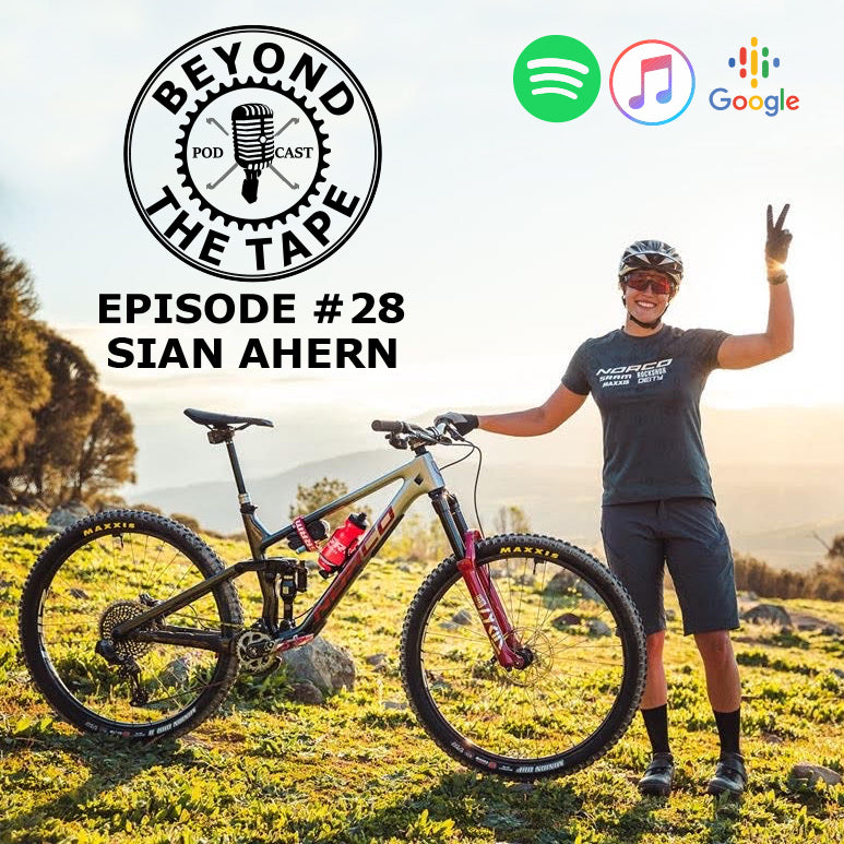 Episode 28: positive thinking, racing, and training with Sian A'hern