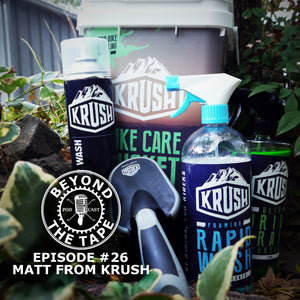 Episode 26: Matt D'arcy from KRUSH OZ