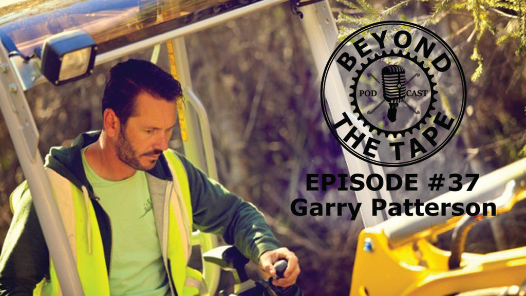 Episode 37: Chatting with Gary Patterson about Trail building, early MTB, And the effects of E-Bikes