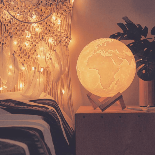 Mystical Earth Lamp - HYGO Shop
