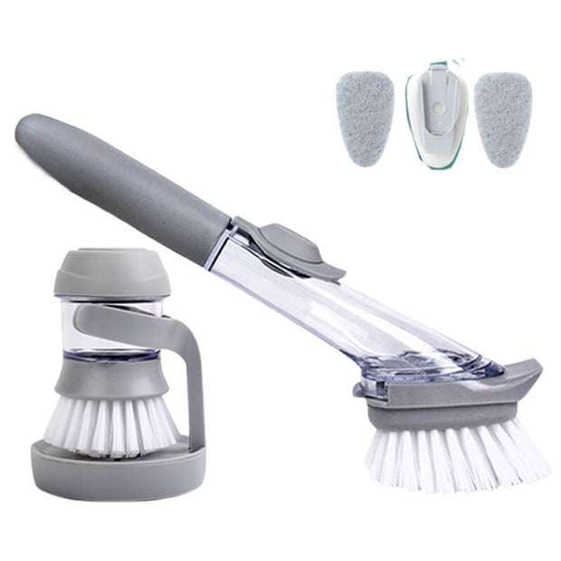 Soap Dispensing Dish Brush
