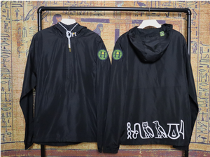 All Weather Pullover Windbreaker