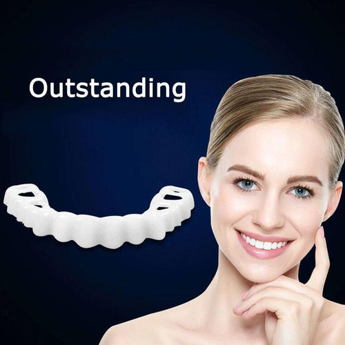 Perfect Smile  Snap On Brace - puncer