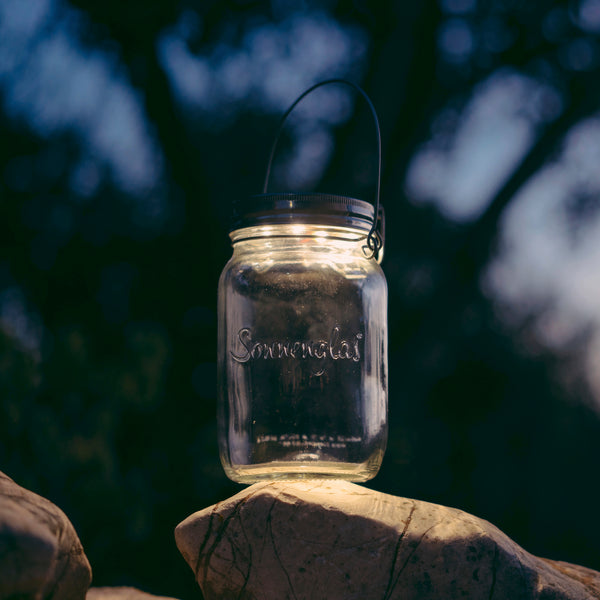 Sonnenglas Solar Light