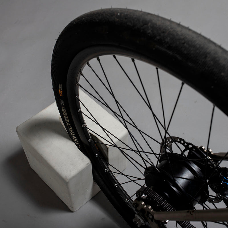 Concrete Bike Block