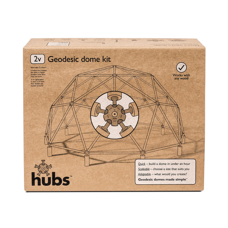 Geodesic Connectors - Hubs