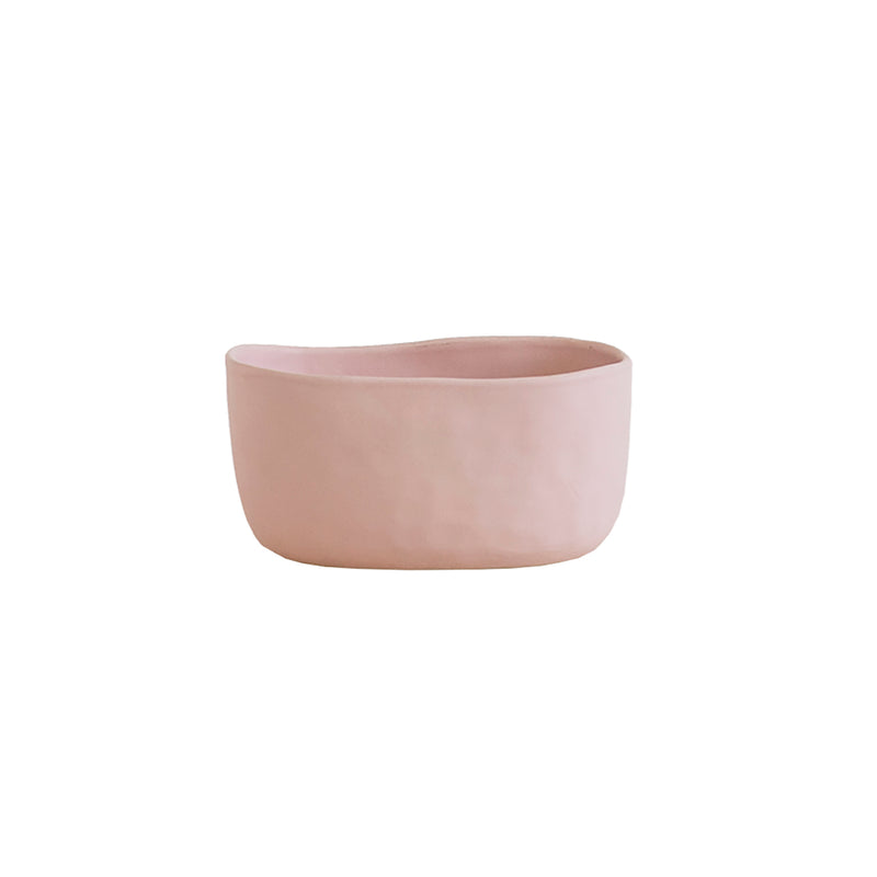 Stoneware Bowl - Epoch Medium Pink