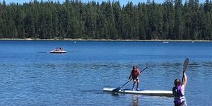 Central Oregon Lakes - Hike, Bike, Swim & Paddle
