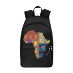 Mixed Pattern (Backpack)