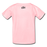 Princess to a Queen (Girl's T-Shirt) - pink