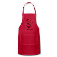 I Got This (Apron) - red